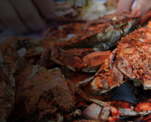 Baltimore Seafood Feast